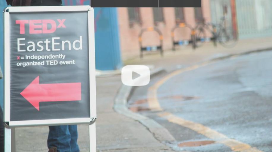 Case Study 5:  TEDxEastLondon 2014 - TEDx