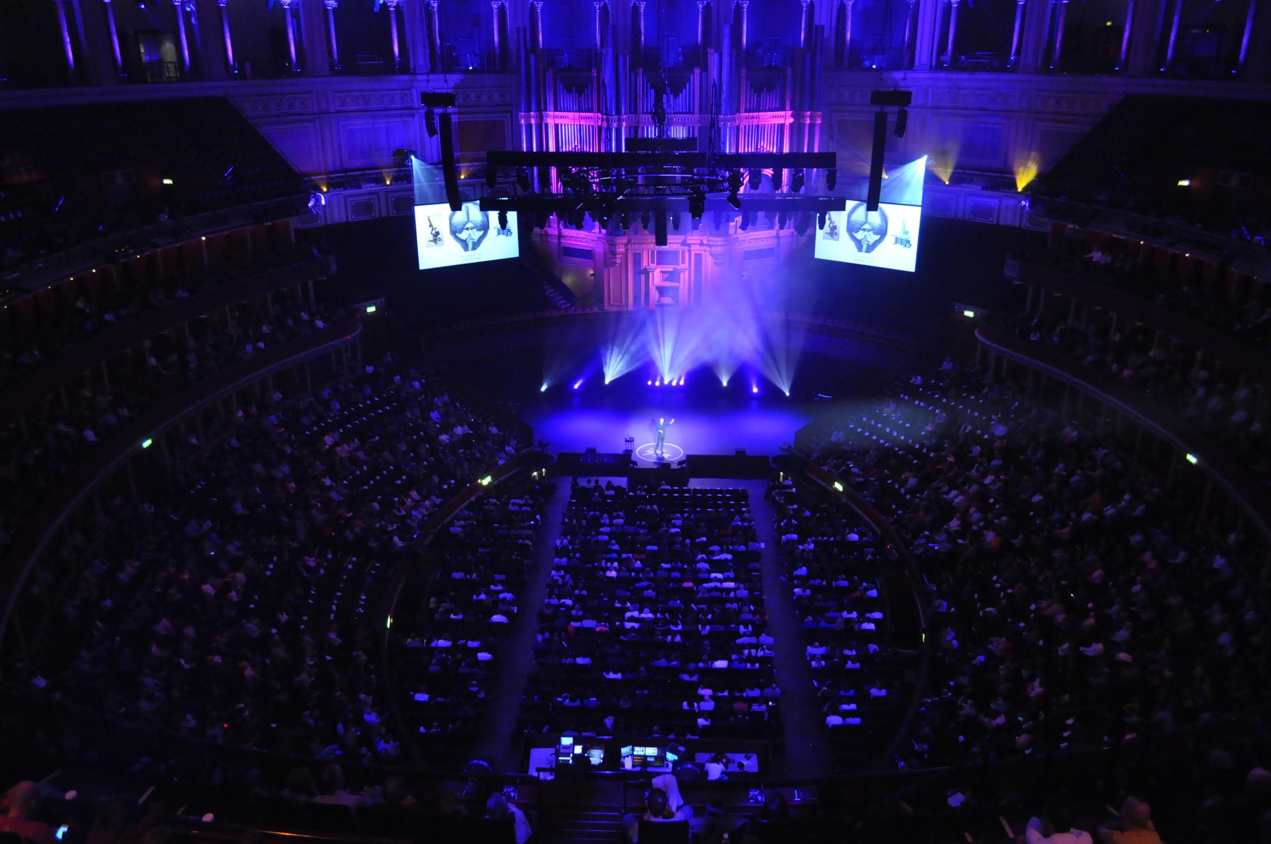Imagining the Future of Medicine Royal Albert Hall