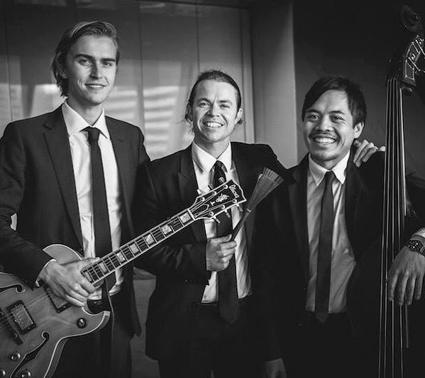 Dressed to perform 🎶🎶 •  #swayjazz #swayJazztrio #melbourne #melbournejazz #melbourneweddings #melbourneevents #melbourneweddingband #melbournecorporateevents #melbournecorporateentertainment #melbournejazzband #retrowedding #jazztrio #swayjazzensemble #melbournejazzband #blondiebar #weddingjazz #corporateevents #corporateentertainment #melbournewinebar