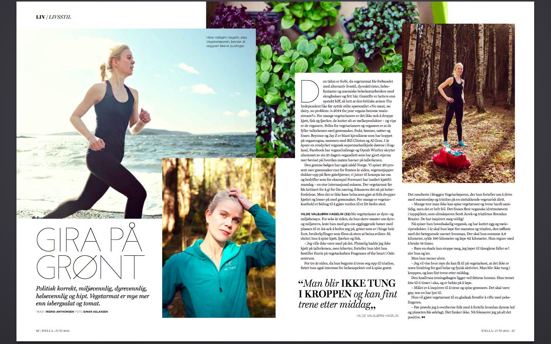 Vegetarløperen, intervju i Stella 26. mai 2014.png