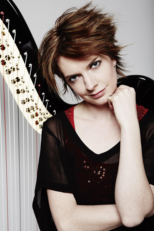 Welsh Harpist Catrin Finch