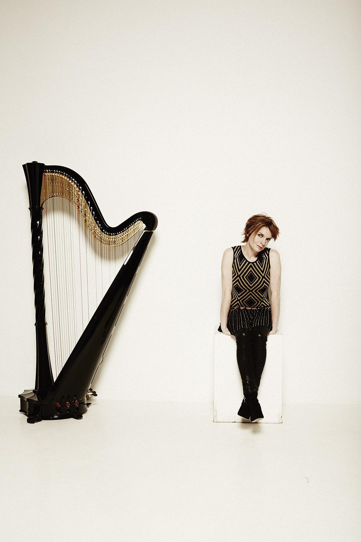 International harpist