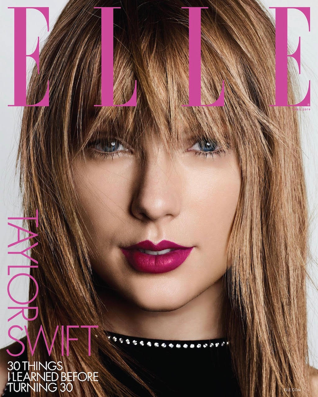 April 2019 | ELLE USA Print