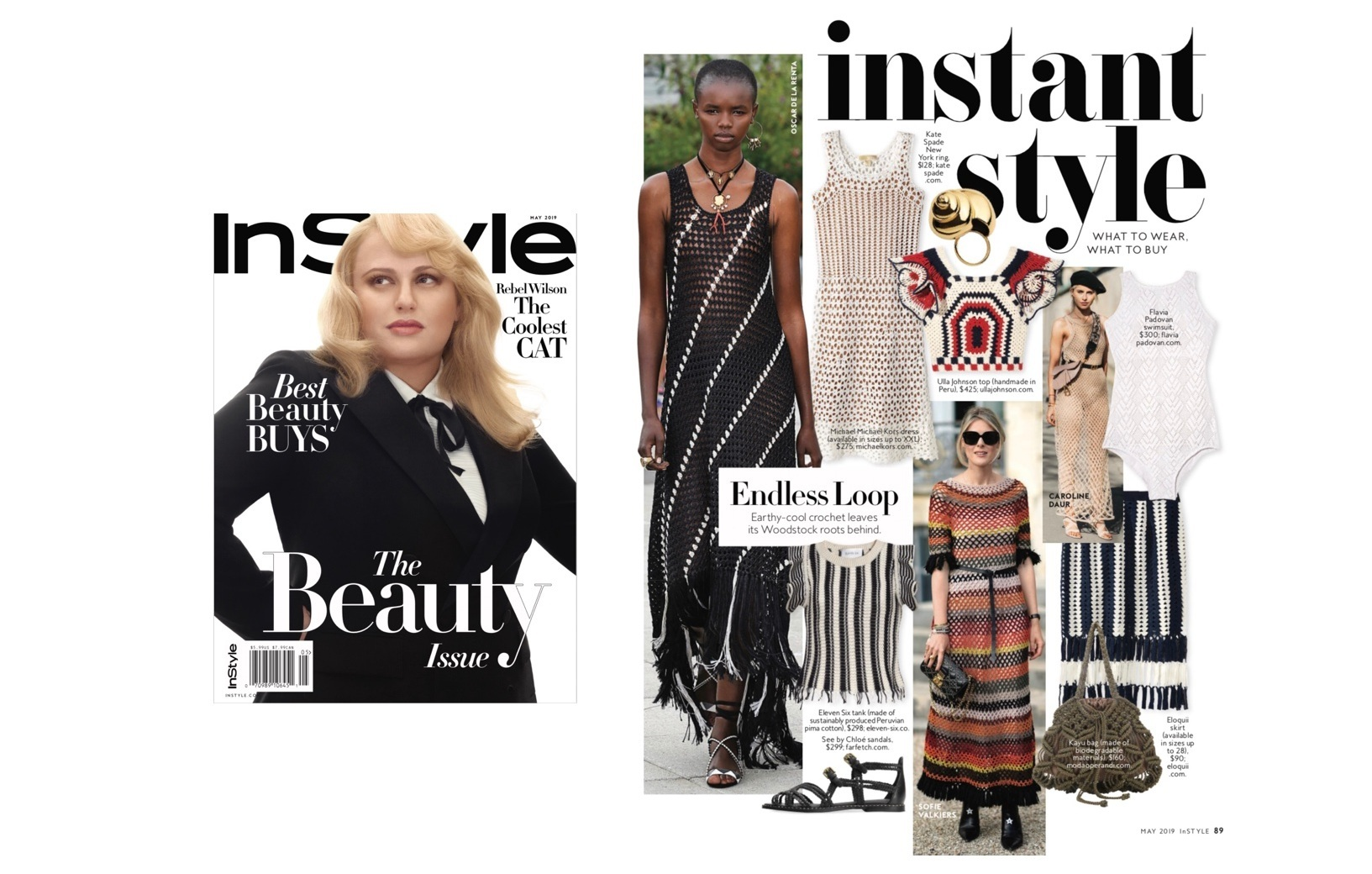 May 2019 | InStyle USA Print