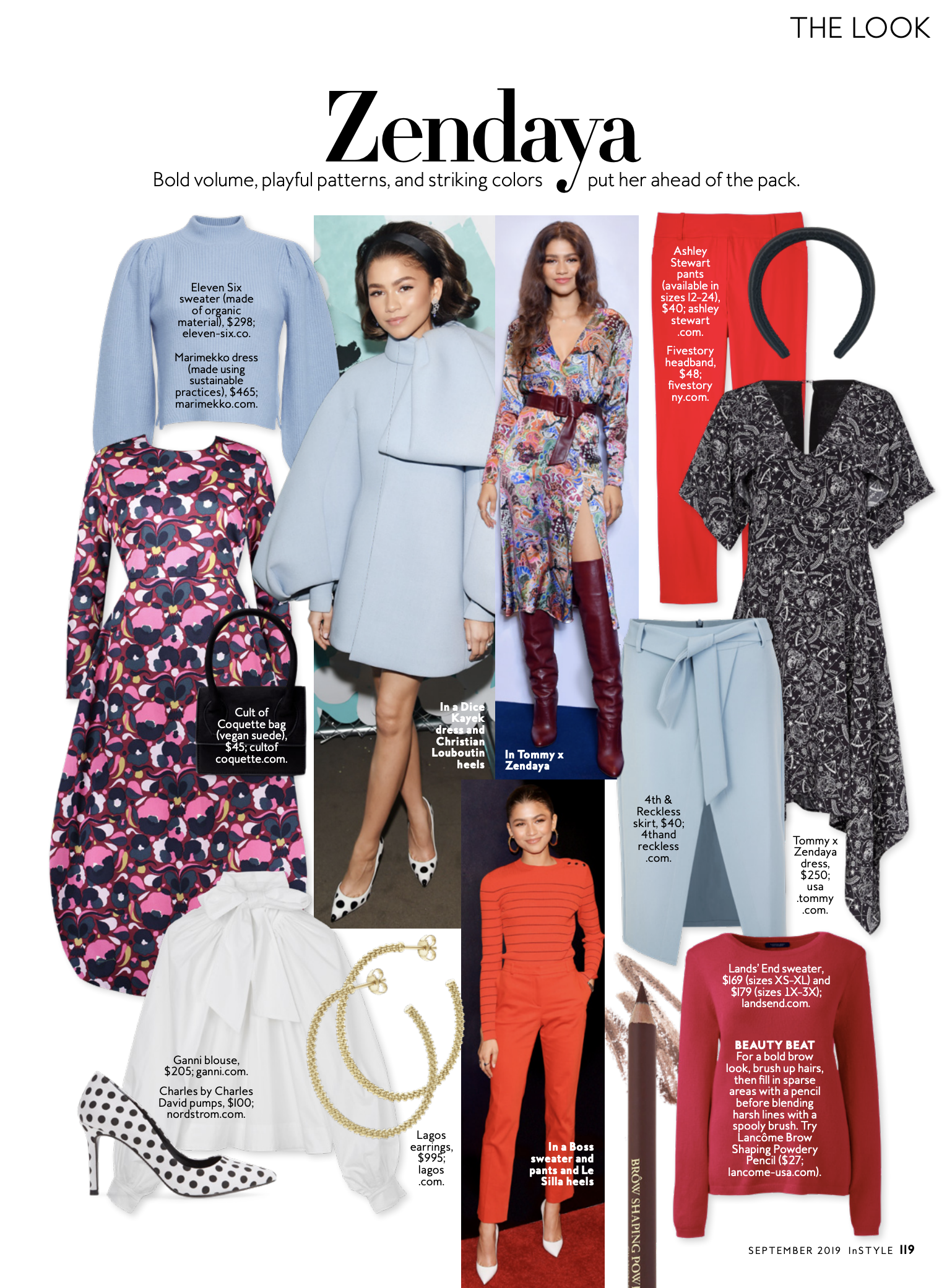 September 2019 | InStyle Print USA