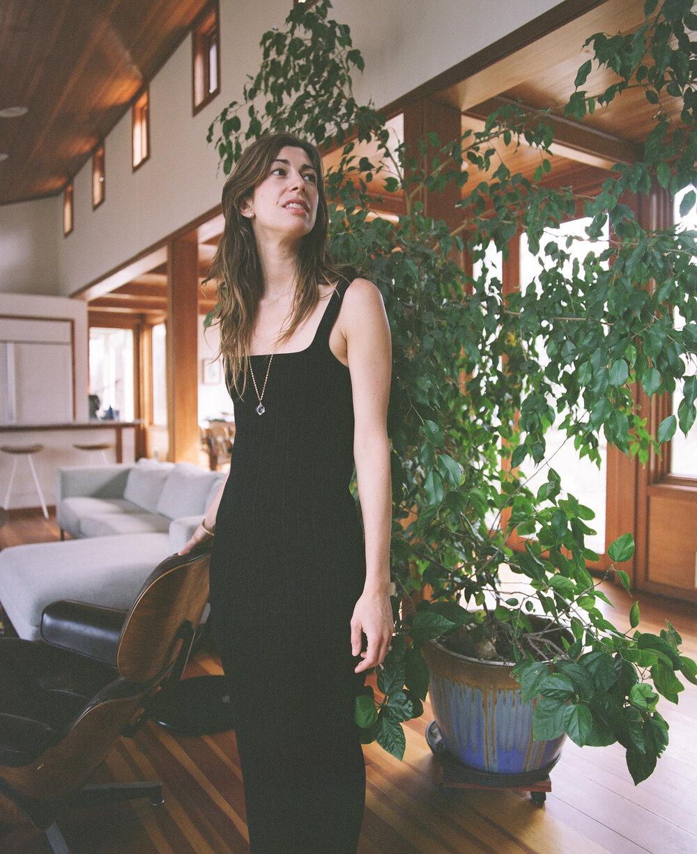 Jana wears the  Jana Dress   SHOP HERE .