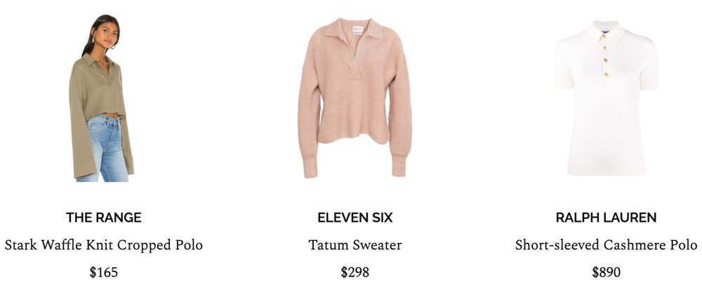 Our TATUM Sweater in CoveteurSEE FULL FEATURE
