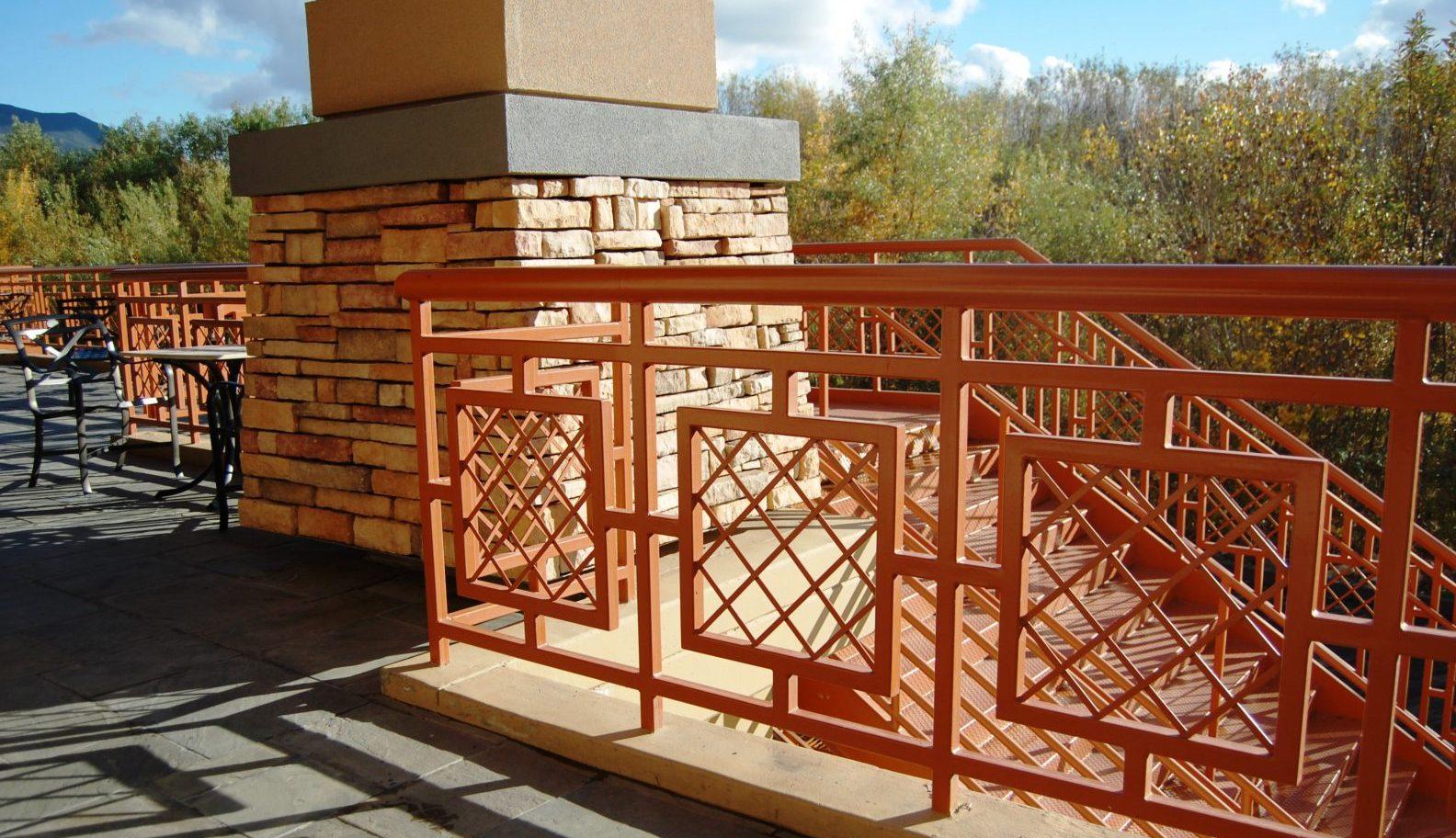 American Stair- Custom Rails.jpg