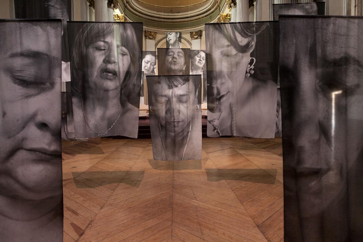 2012 - Ex Teresa-Arte Actual   Ciudad de México, México