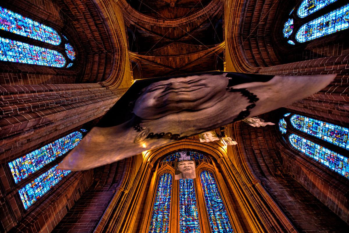 2019 - Catedral de Liverpool   Liverpool, England