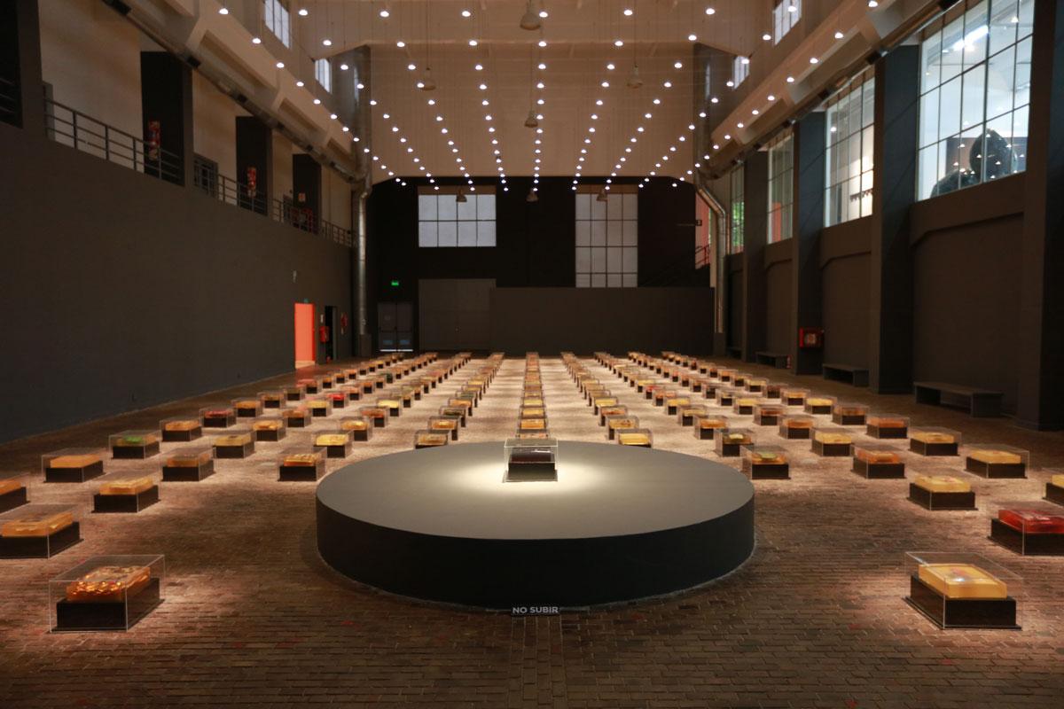 2018 - Centro Cultural de la Memoria Haroldo Conti   Buenos Aires, Argentina