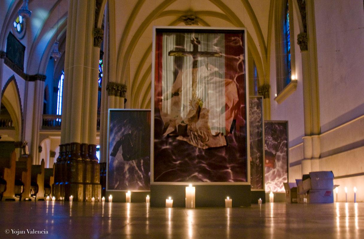 2014 - Templo El Señor de las Misericordias   Medellín, Colombia