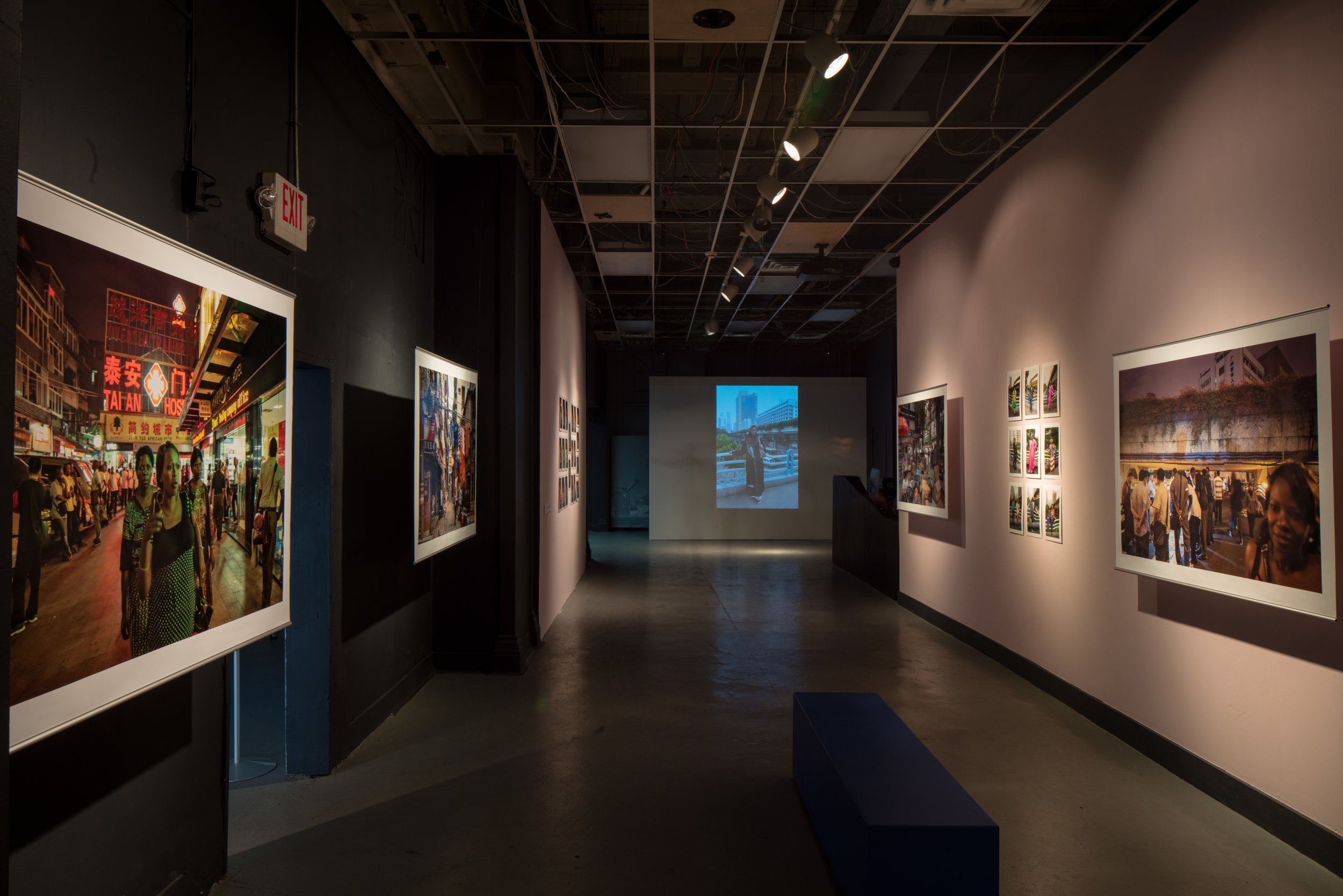 Exhibition at Slought Foundation in Philadelphia, PA 2015