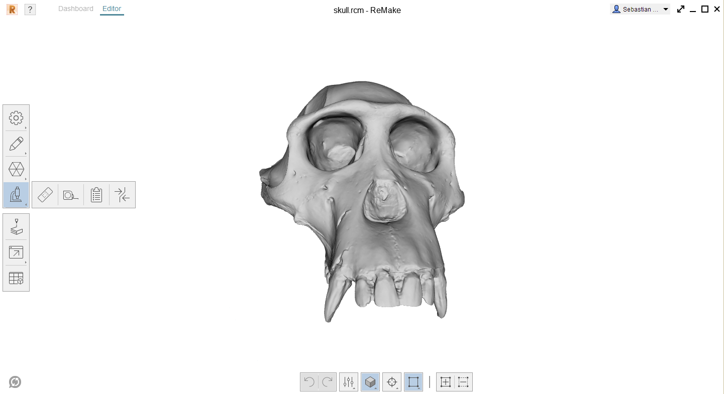 Form mesh (scan data) to T-splines — adorevolution