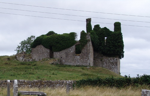Carbery Castle today