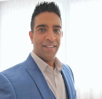 Ricky Virdee,   Founder and Owner of Raising Your Game, International Trainer, Speaker and Coach.