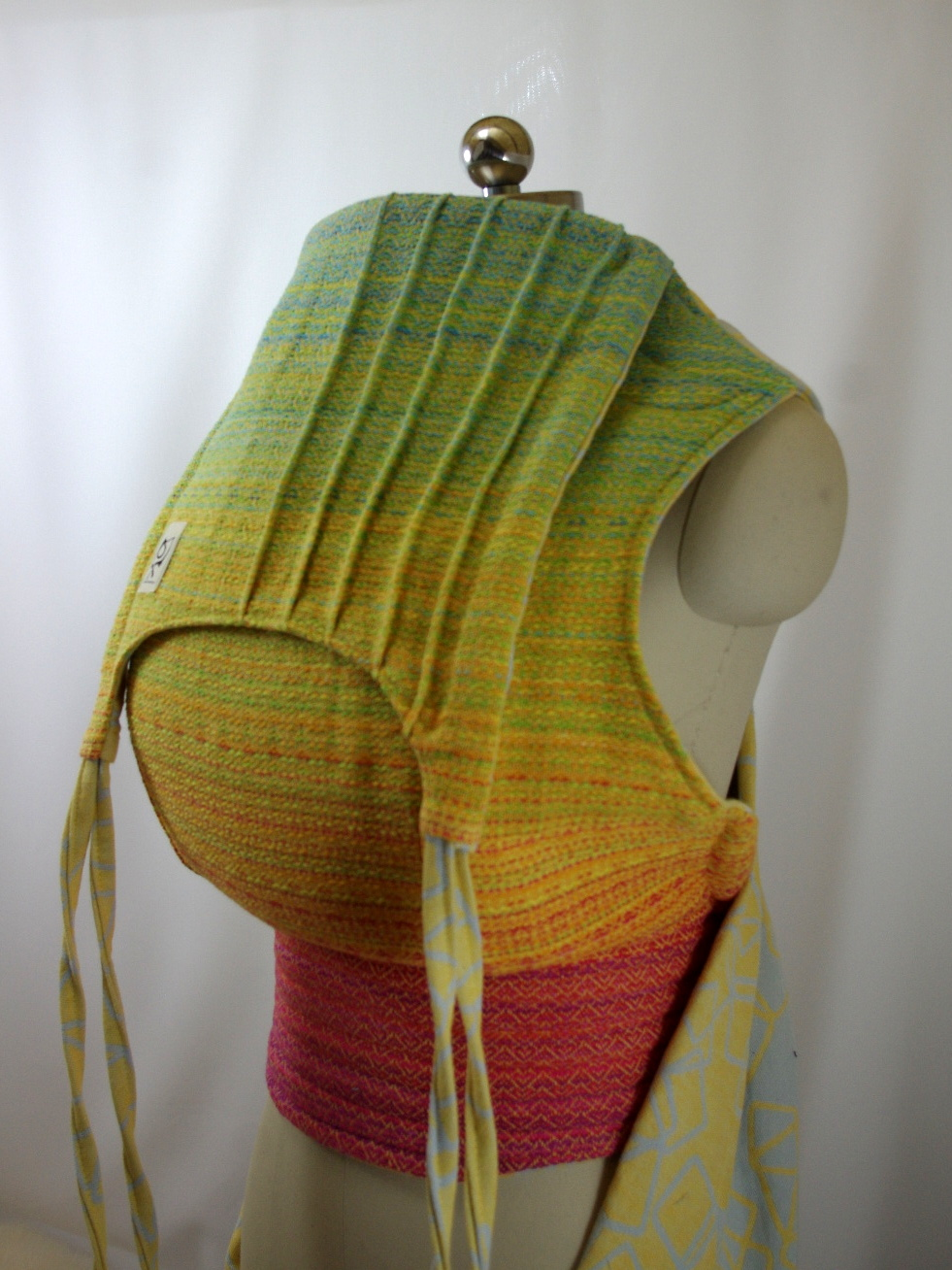 "ObiMama Custom WCMT Spectrum Handwoven ""Unless"""