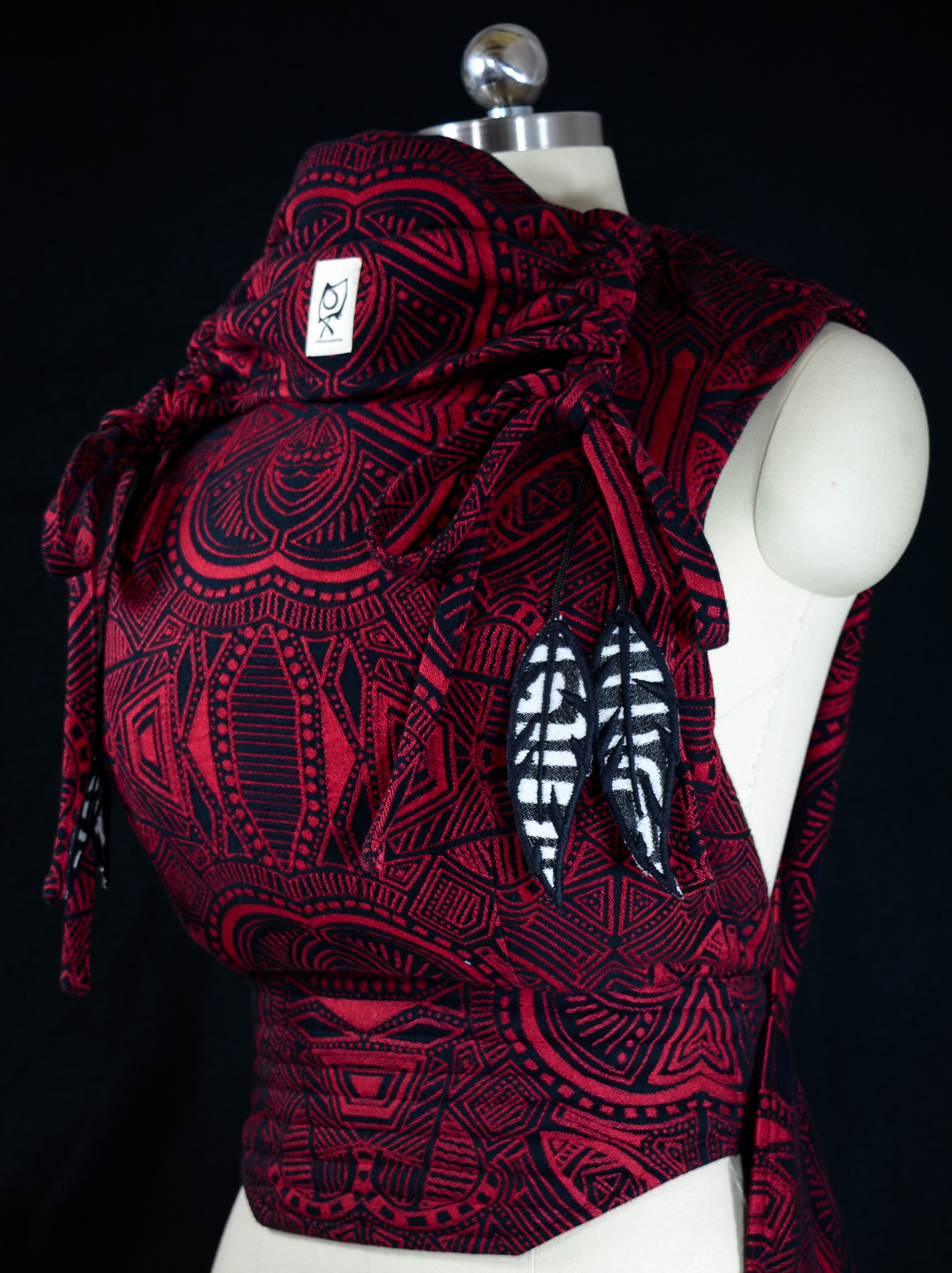 "ObiMama WCMT/WCMD Ankalia Textiles ""Samba"""