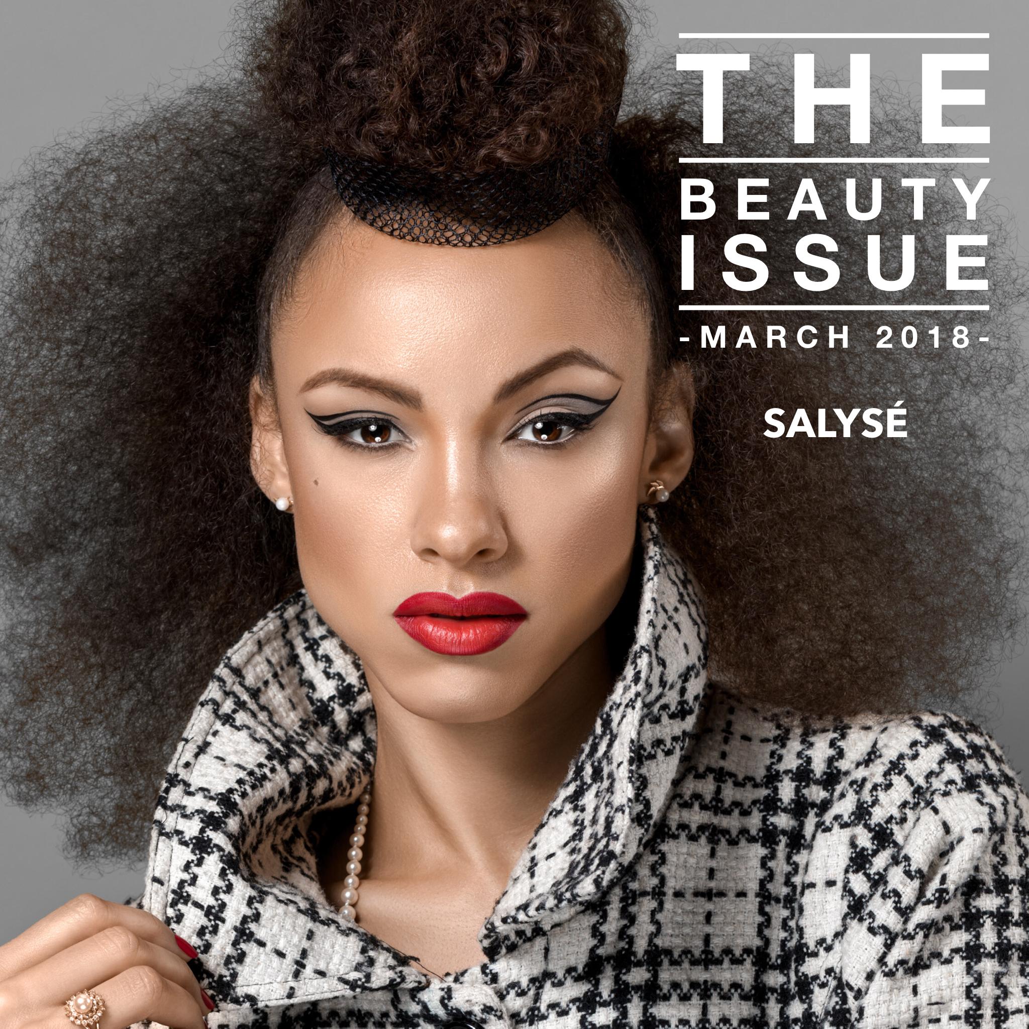 Photographer: Alexandre Bui; Model: Tiffany Marie; MUA: Karl Sanchez; Hair Stylist: Jan