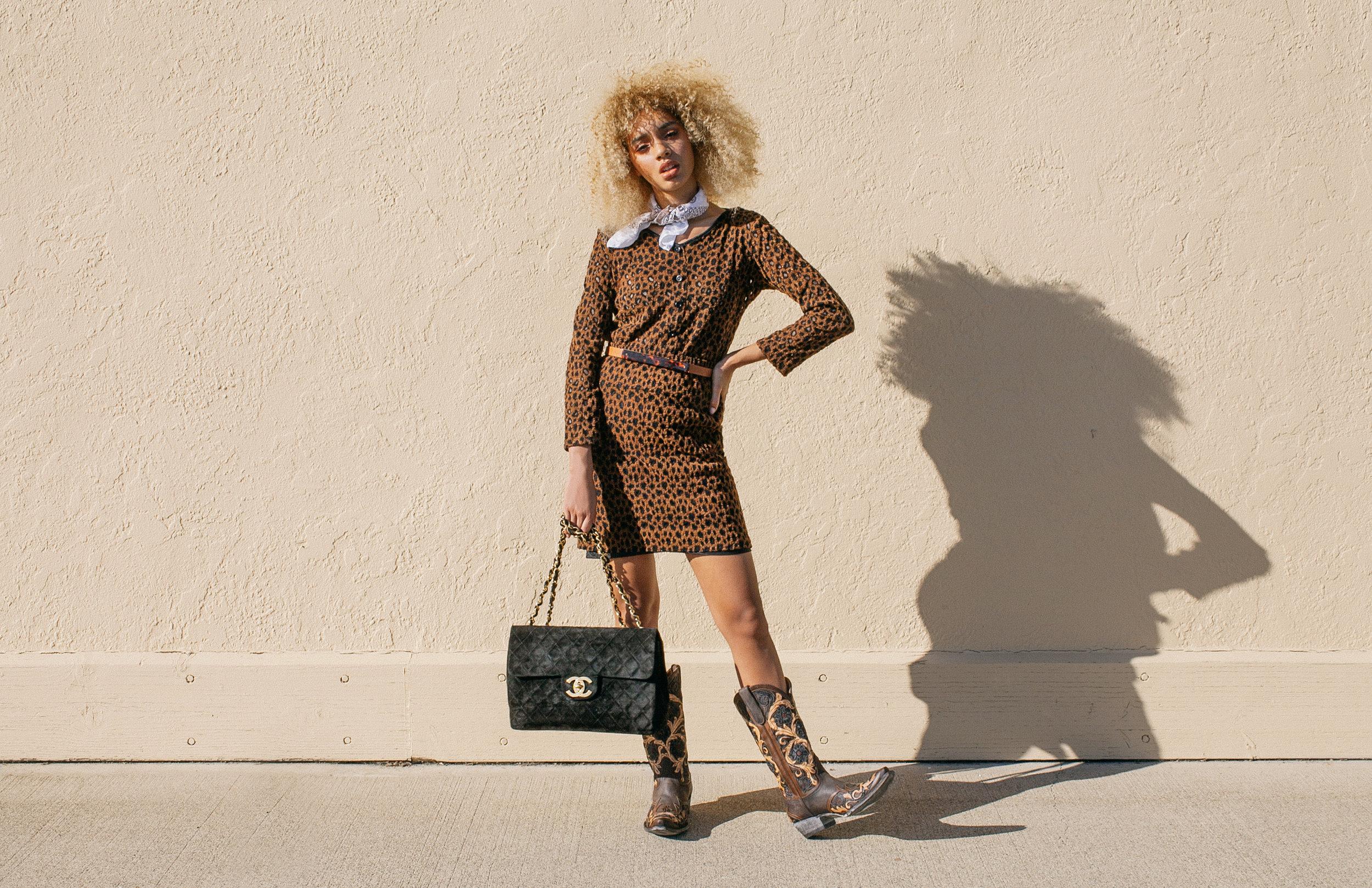 Published in Volume 4 : Number 73 | August 2018   BRIANNA   Photographer: Jessica Portillo; Model: Brianna Lopez | DT Model Management; Makeup Artist: Erin Nakashima; Hair Stylist: Monica Preciado; Wardrobe Stylist: Vivian Kania