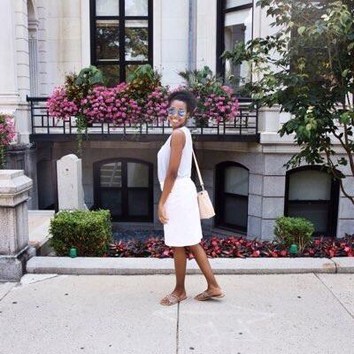 Style blogger from Boston!   http://www.alexamjohnson.com/