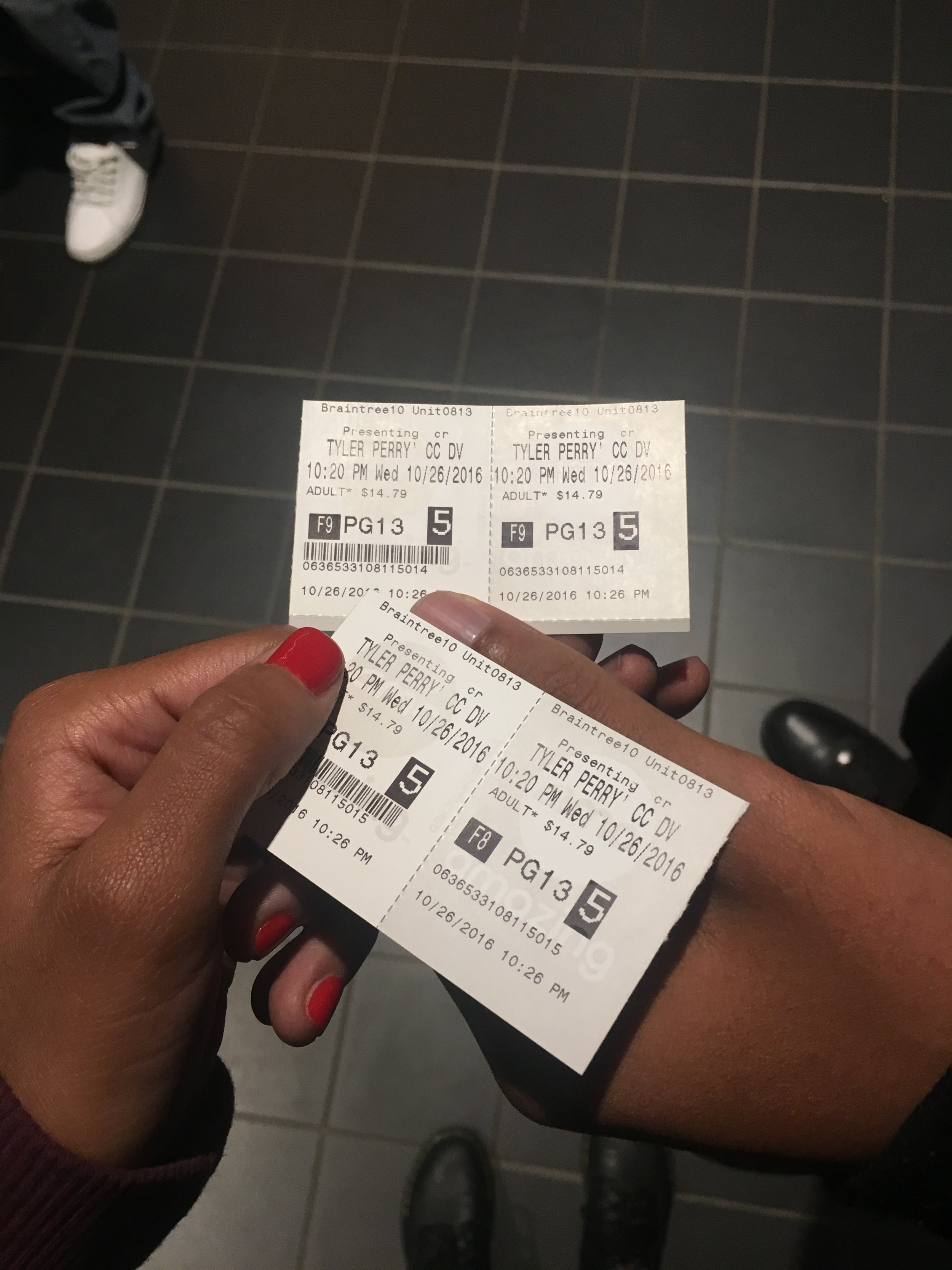 We went to see Madea & I was #dead