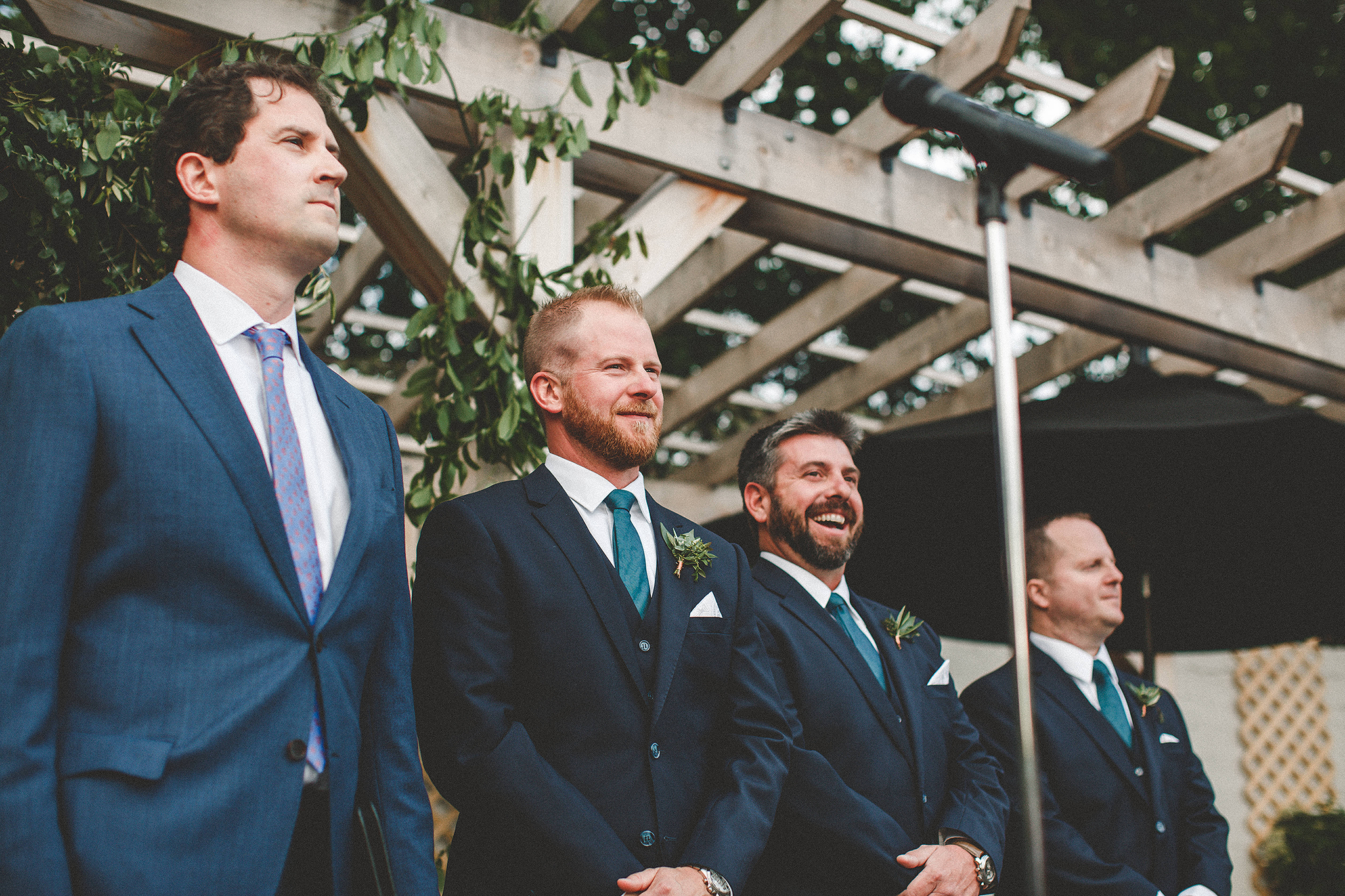 wedding ceremony must-haves | the ivy house milwaukee wedding photographer | chrissy deming