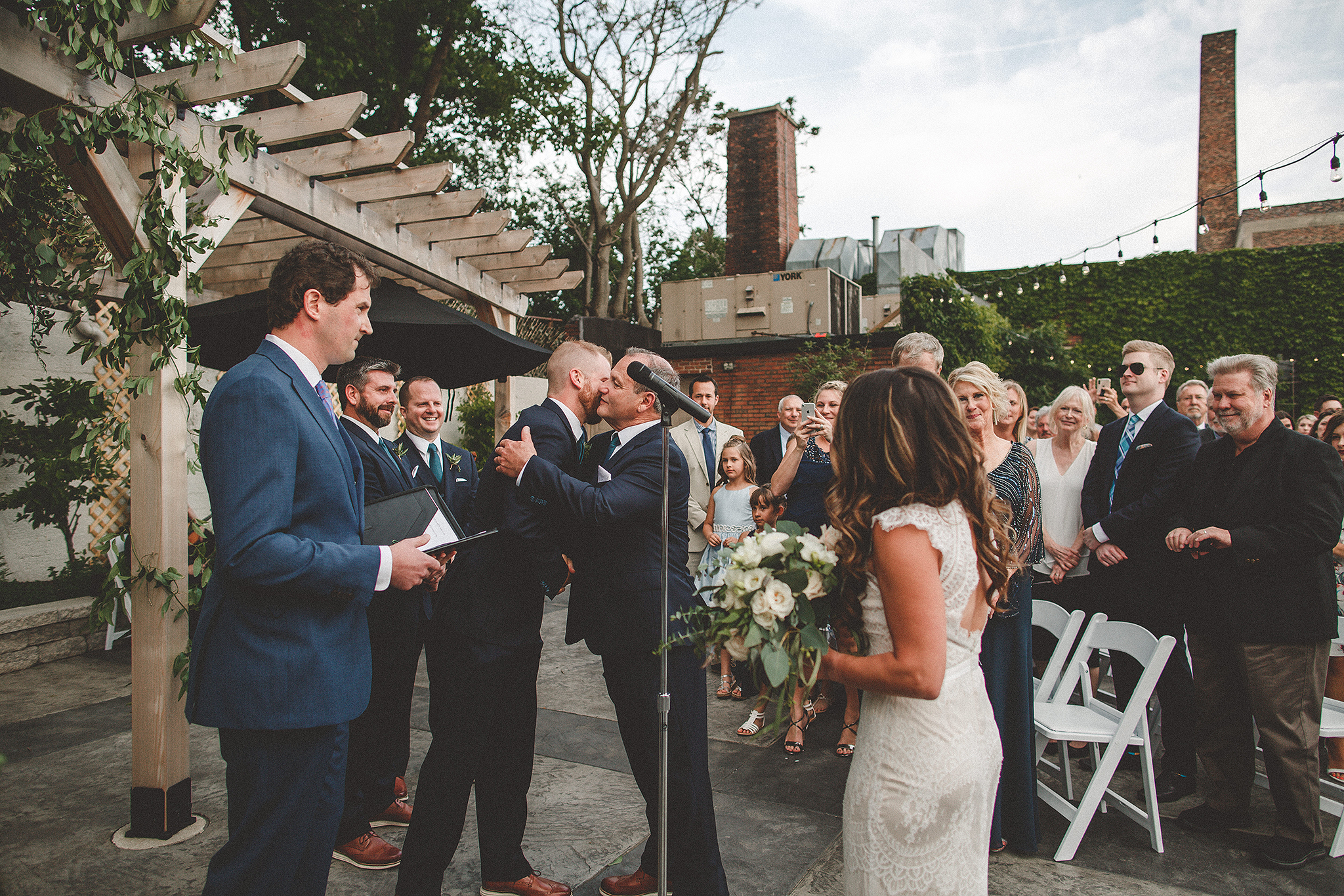 wedding ceremony must-haves | the ivy house milwaukee wedding photographer