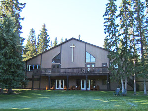Leadership training conferences are typically held at Entheos Retreat Centre outside Calgary, AB.