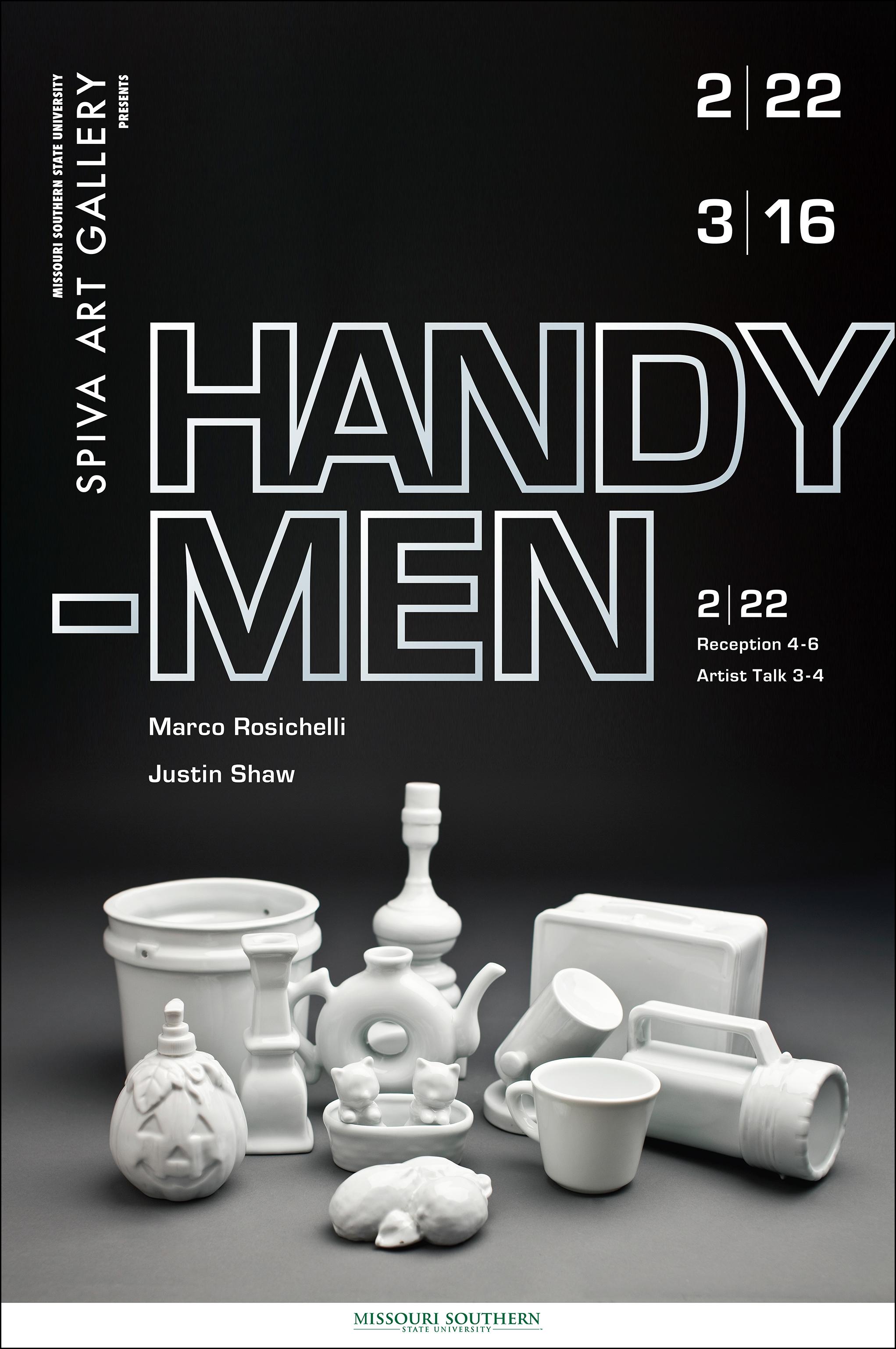 Marco Rosichelli & Justin Shaw, Handymen