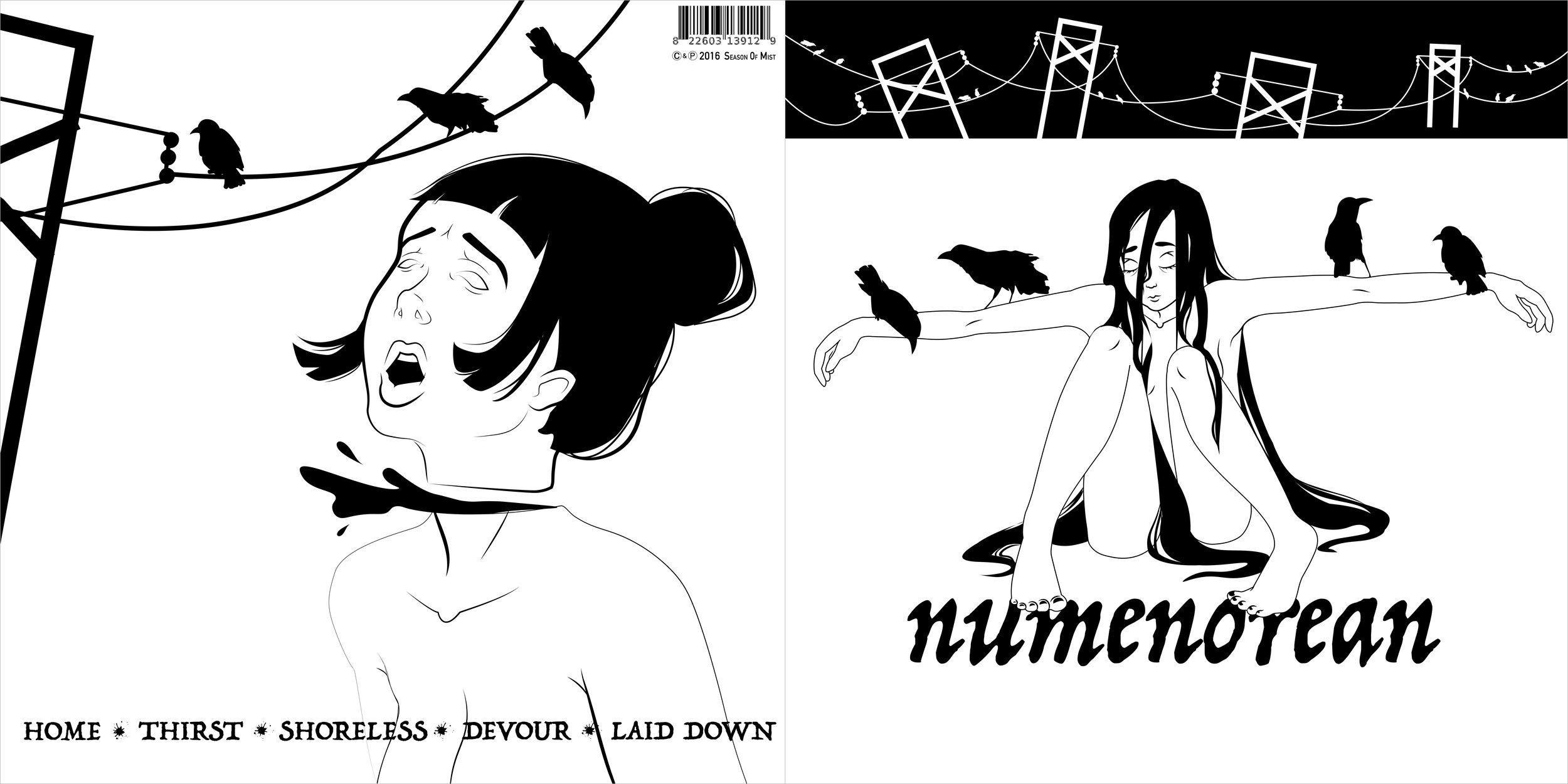 ART325 Page Layout - Record Album: Ashton McGehee