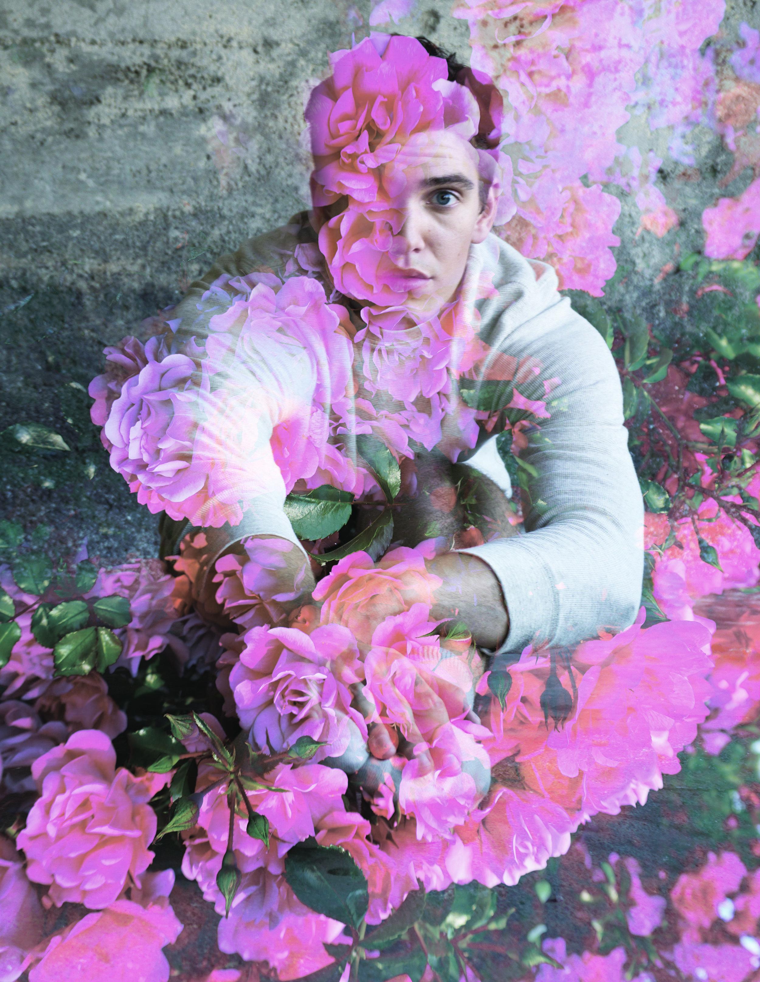 ART140 Digital Photography - Multiple Exposure: Veronica Wynhausen