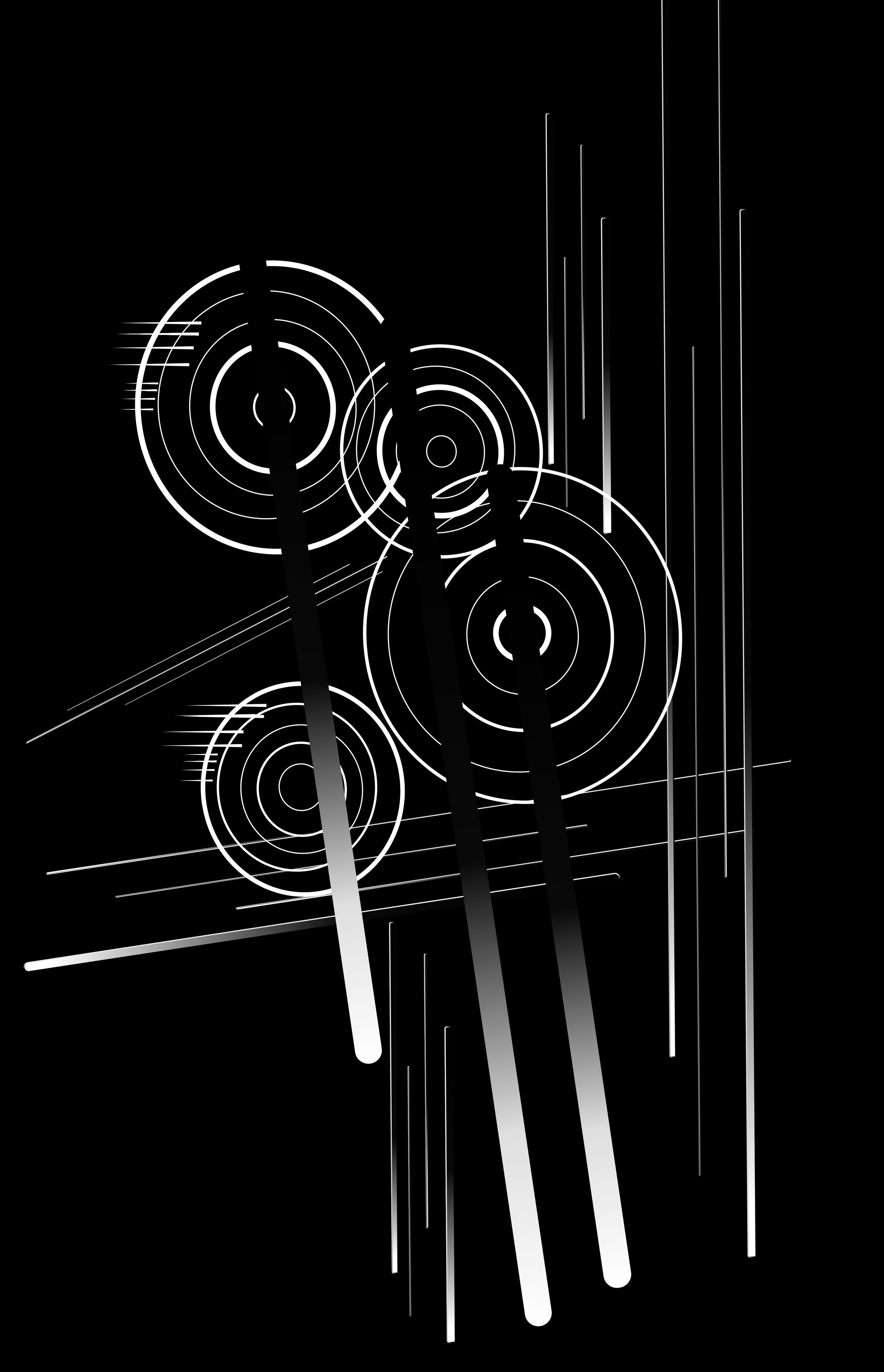 ART215 Illustrator/InDesign - Interpreting Music as Geometric Patterns: Mary Beth Strong