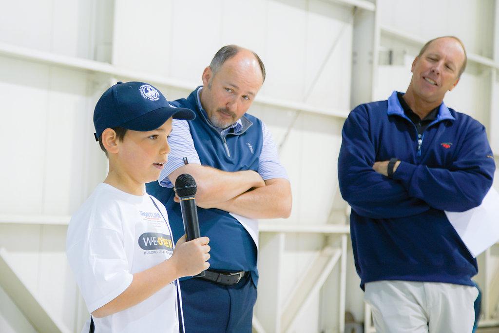 Featured Child Speaker: Robert Reinhardt