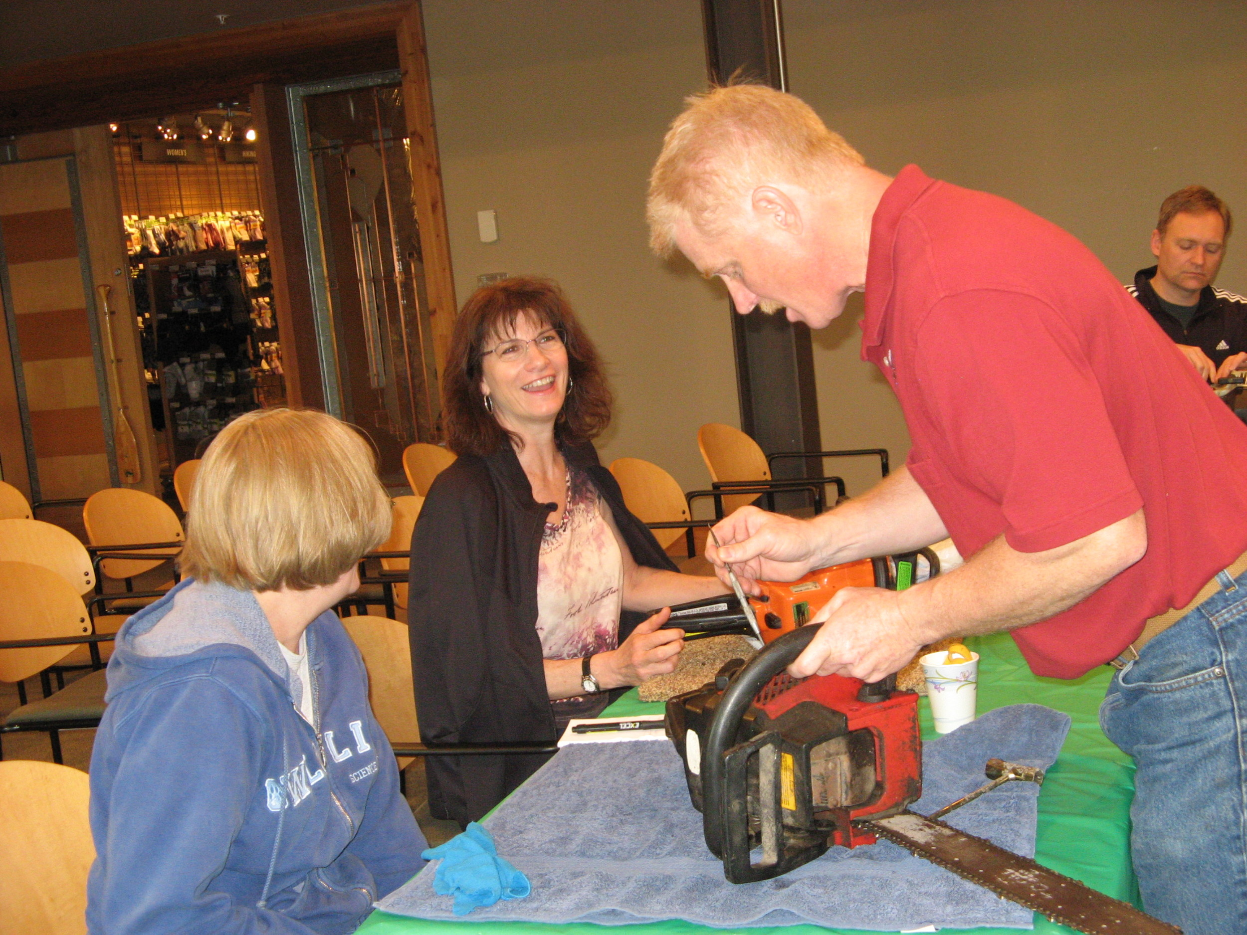 2012 Chainsaw Maintenance Joint Workshop with MFA Metro Chapter (1).JPG
