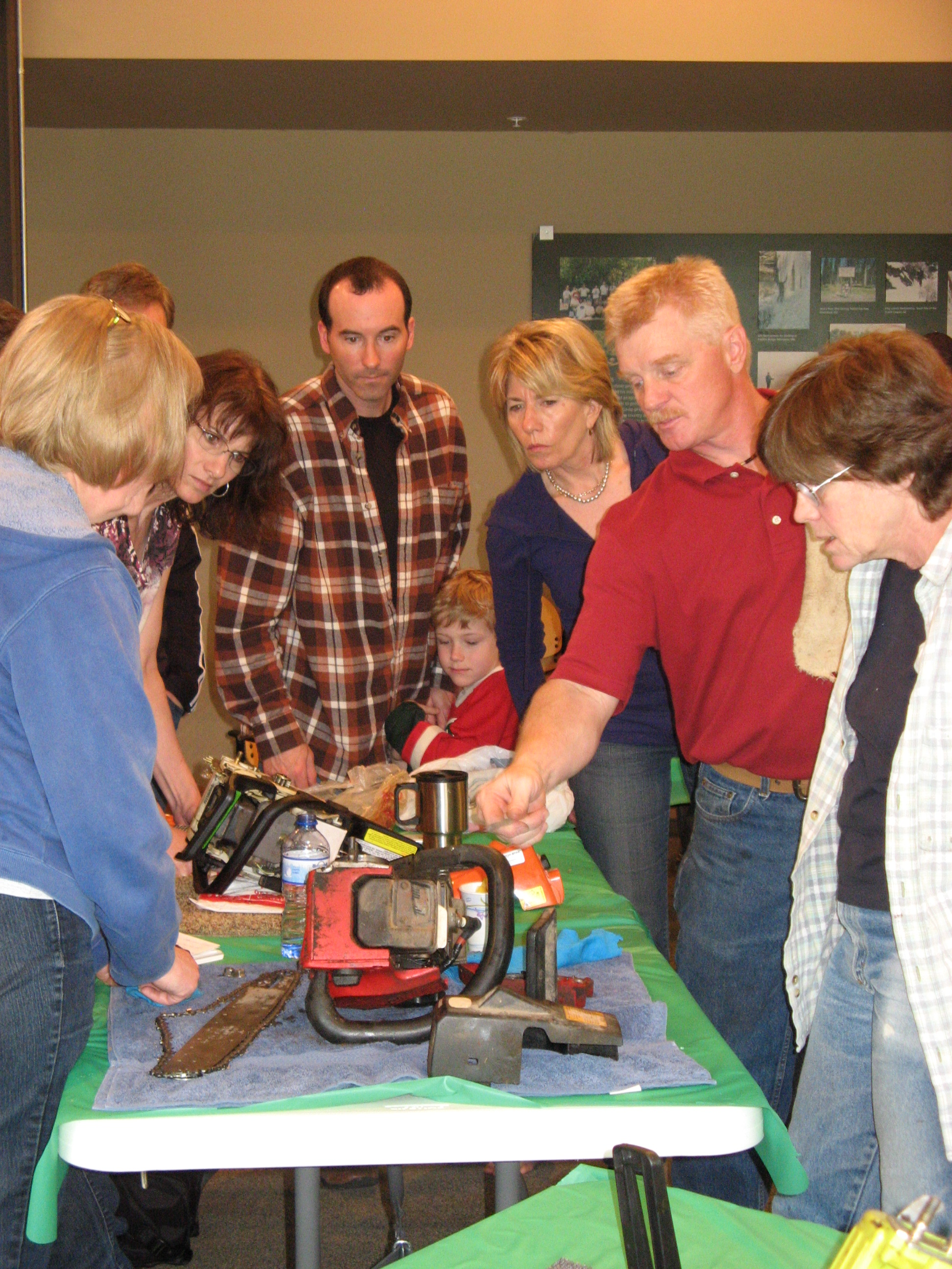 2012 Chainsaw Maintenance Joint Workshop with MFA Metro Chapter (3).JPG