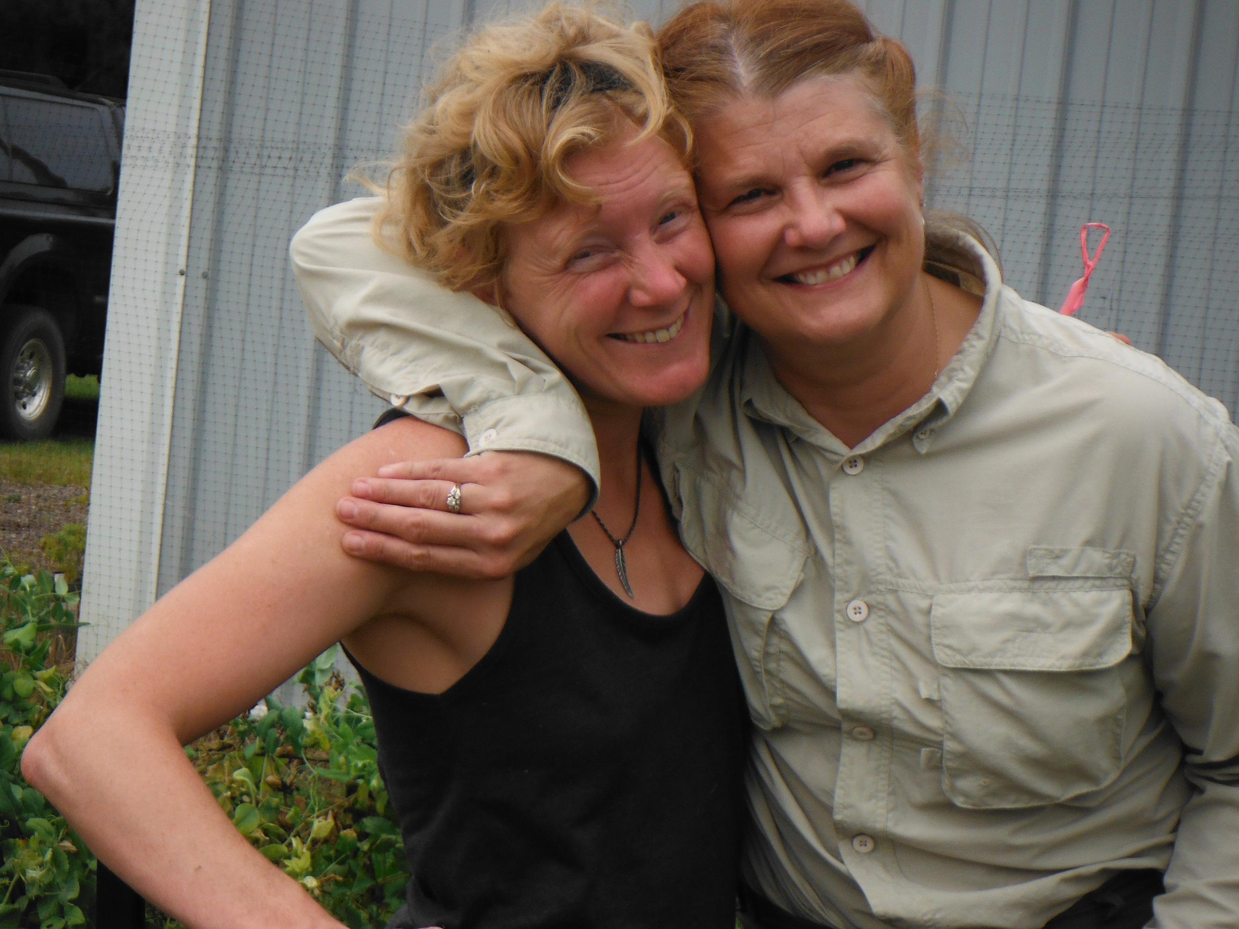 Happy Woods Women! Photo credit: Gail Bong