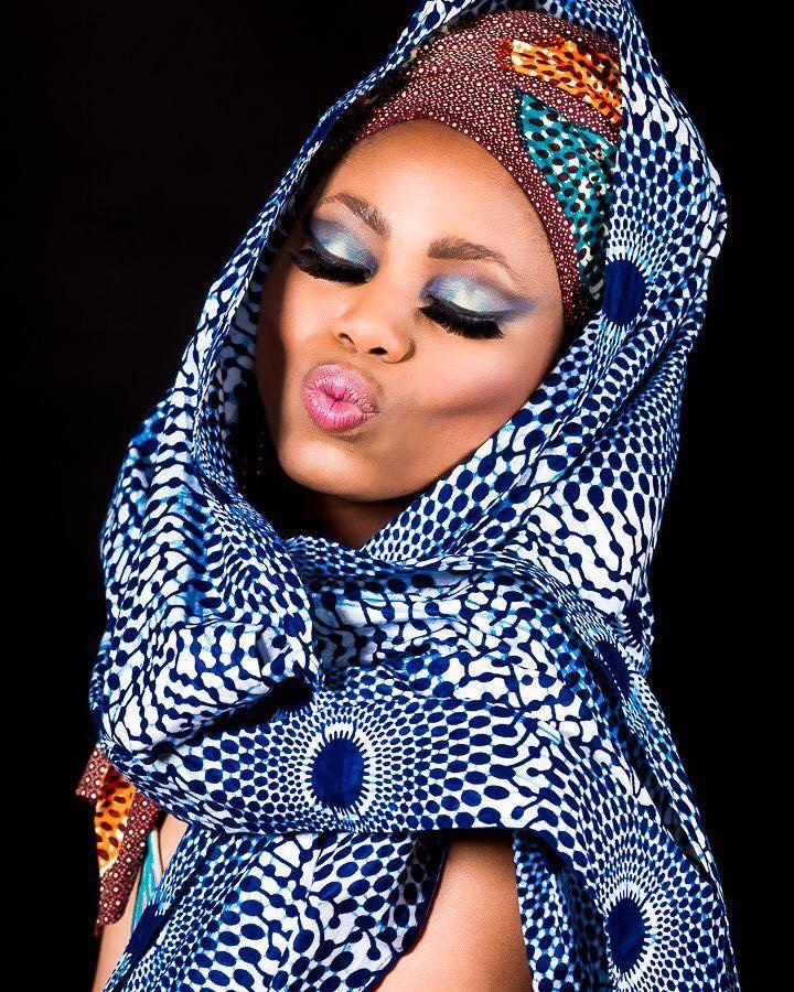 Makeup: Sylkie Sly - Photo: Pascal David Photography - Model: Connie - Clothing: Uzu Creations