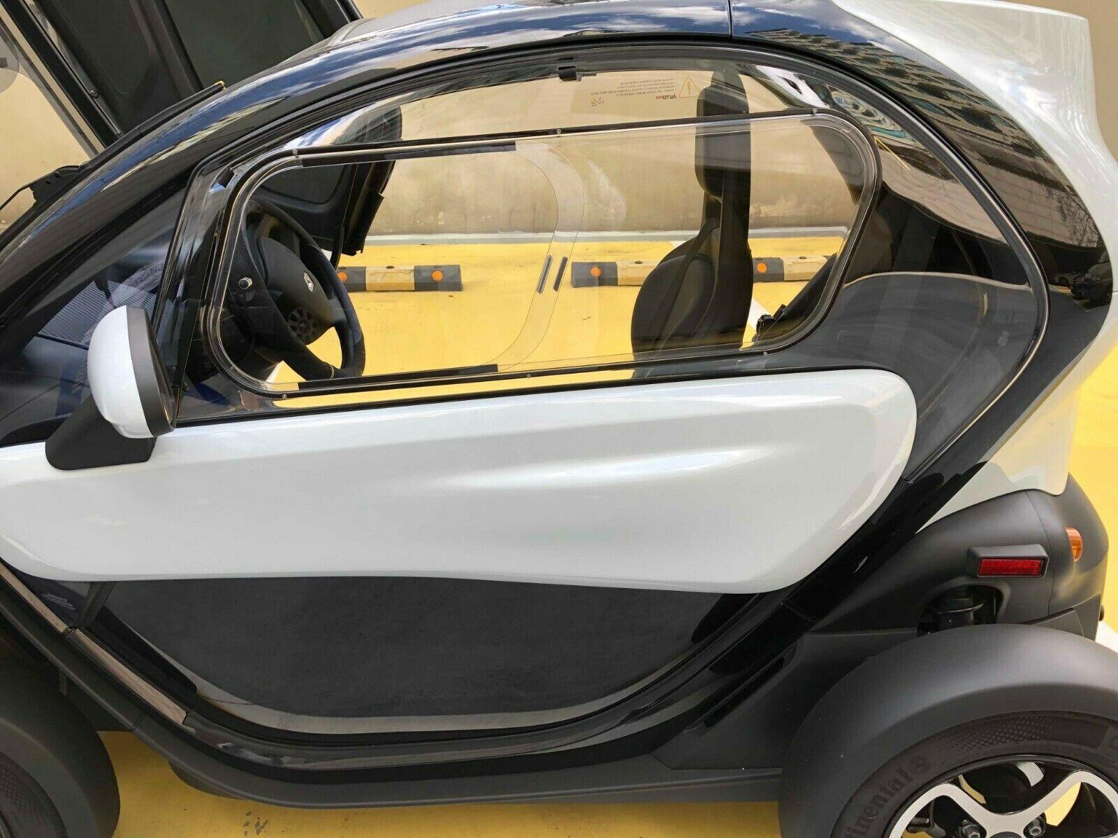 OEM Renault Samsung Windows With Sliding Vents