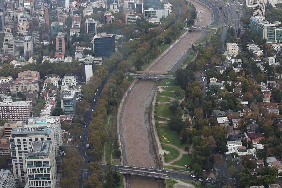 (3) Inundaciones en Santiago (17 Abr. 2016) © 24 Horas