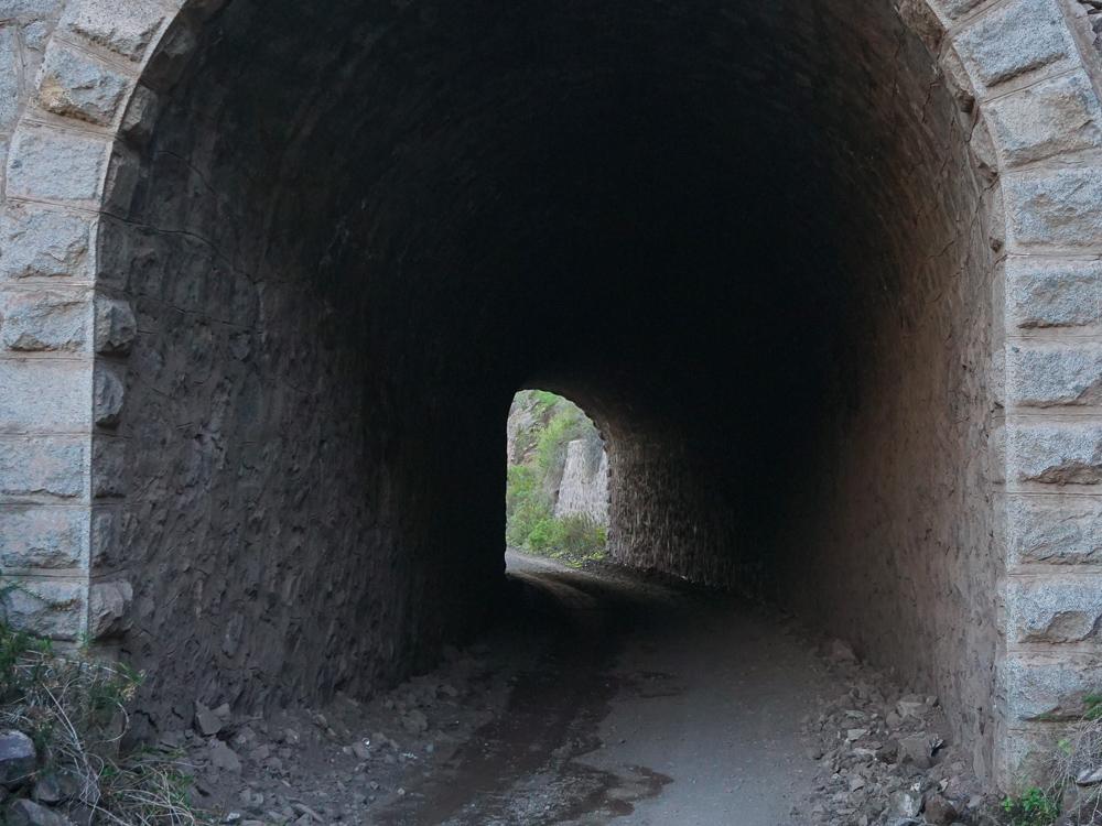 (6) Ex faja vía, tramo El Molle a El Almendral© Pedaleable.org. para  LOFscapes