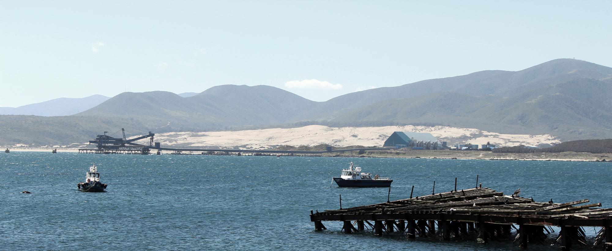 (3) Puerto de Punta Chungo, humedal y duna © Maximiliano, Millan S. Para LOFscapes.