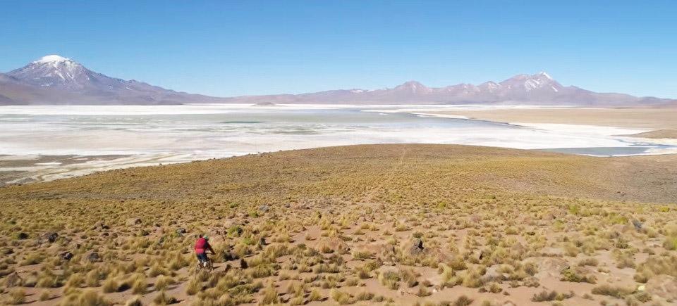 (1) Gabo Benoit en ruta © Chileclimbers para LOFscapes