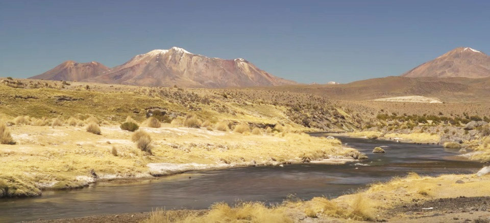 (2) Río Lauca © Chileclimbers para LOFscapes