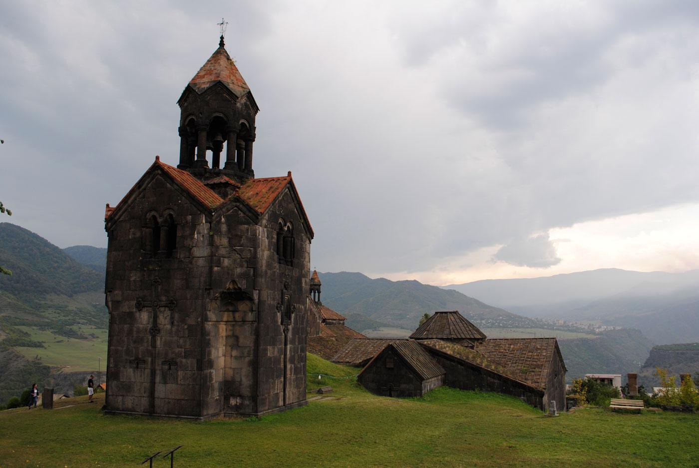 (5) Monasterio Haghpatavank, 2018 © Agustina Poggione.Mirando al río Debed. Patrimonio Mundial desde 1996
