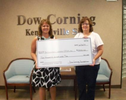 Thank you to Noble County Community Foundation for a grant of $5,000, and Dow Corning (through it's Community Fund) for a grant of $2,000! (423x336).jpg