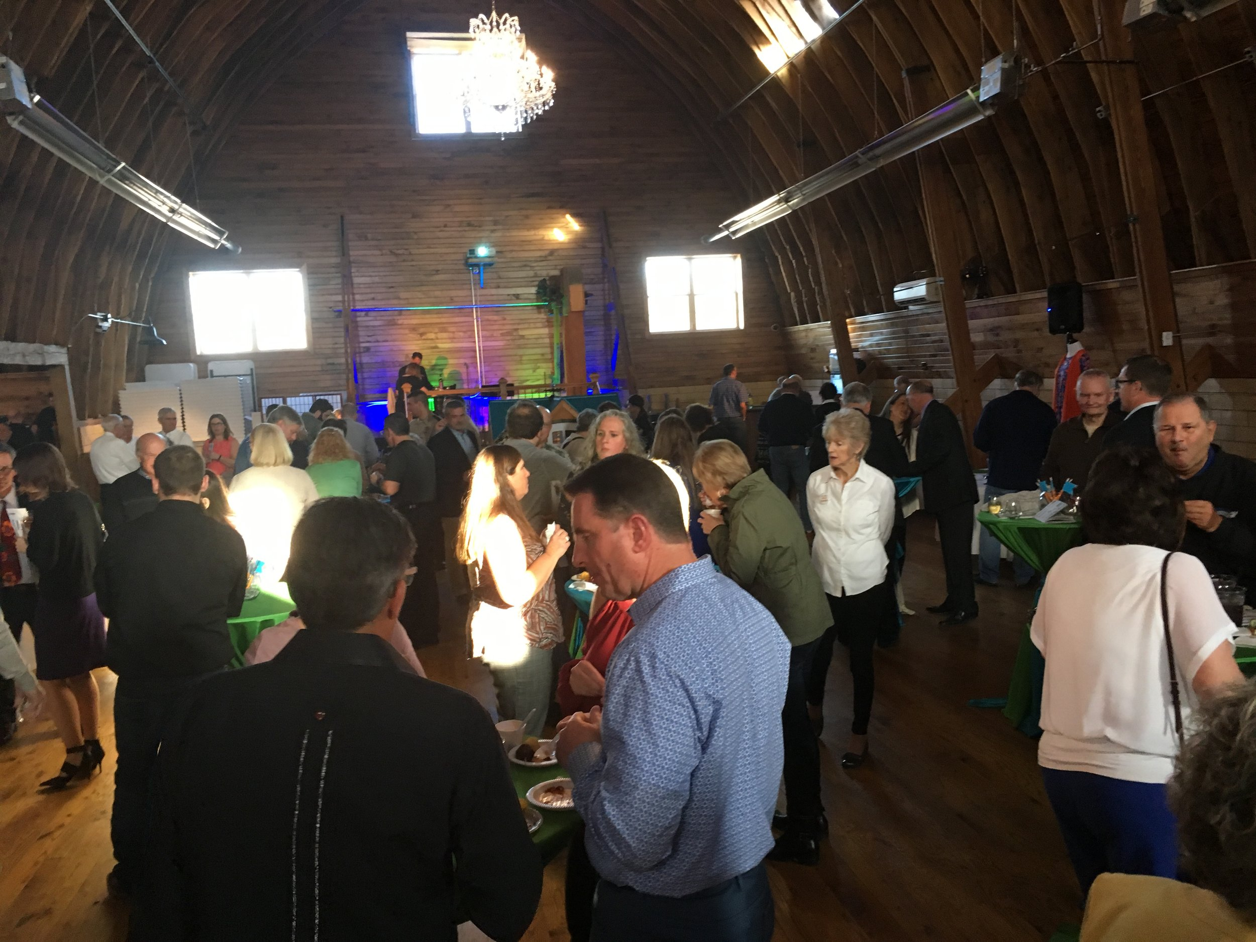 Northeastern Indiana CASA's annual fundraiser event was held April 20th at Sylvan Cellars Event Center featuring tasting stations, drinks and silent auction items. The event raised $52,500 for the nonprofit.