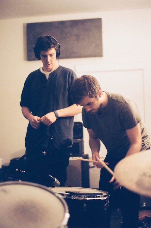 Maier works with Iron Eyes Cody in 2015 on their debut EP,  Goodness All Good Saints Have Died.