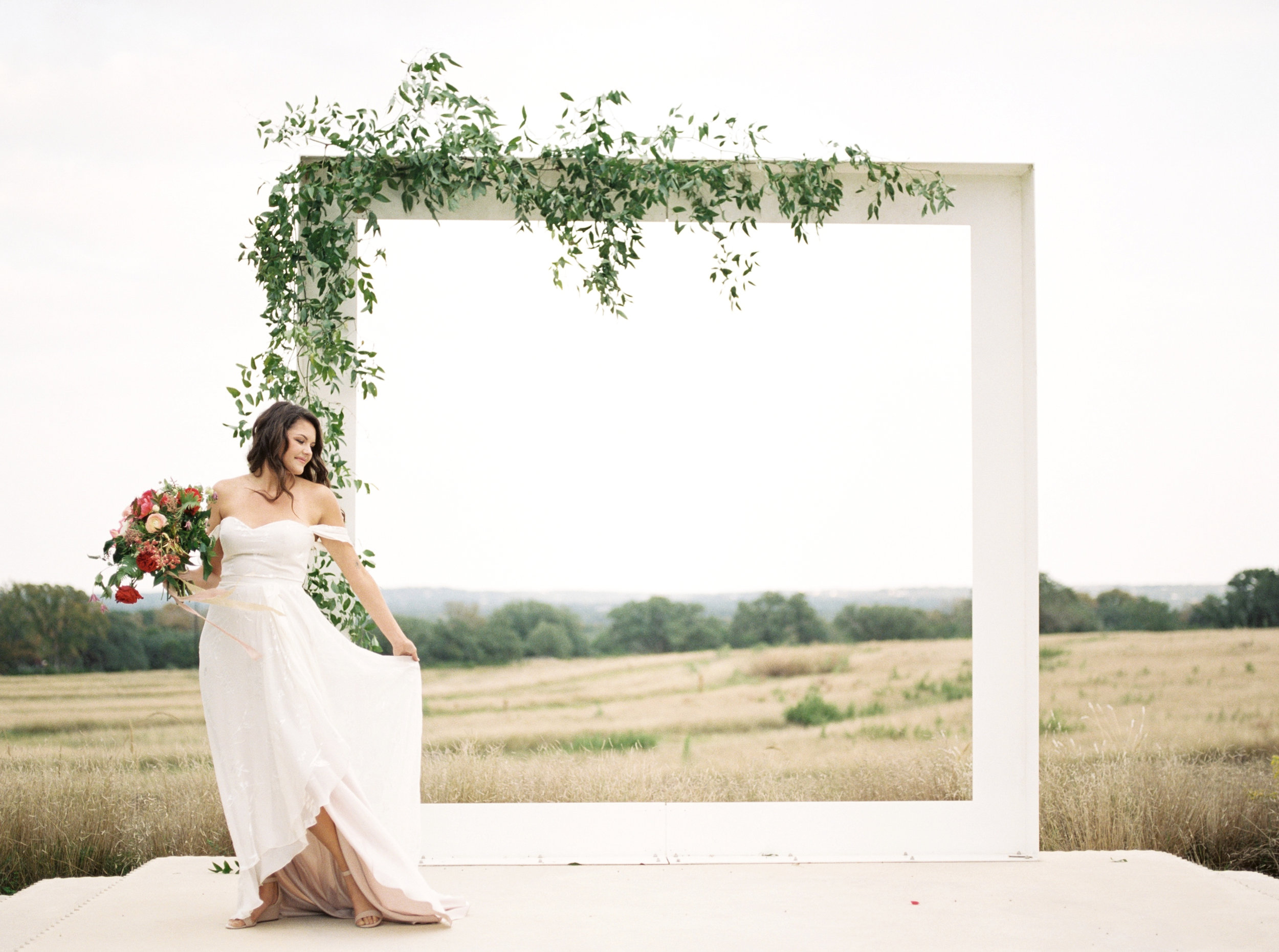 The Prospect House in Dripping Springs. Fine Art Austin Wedding Photographer