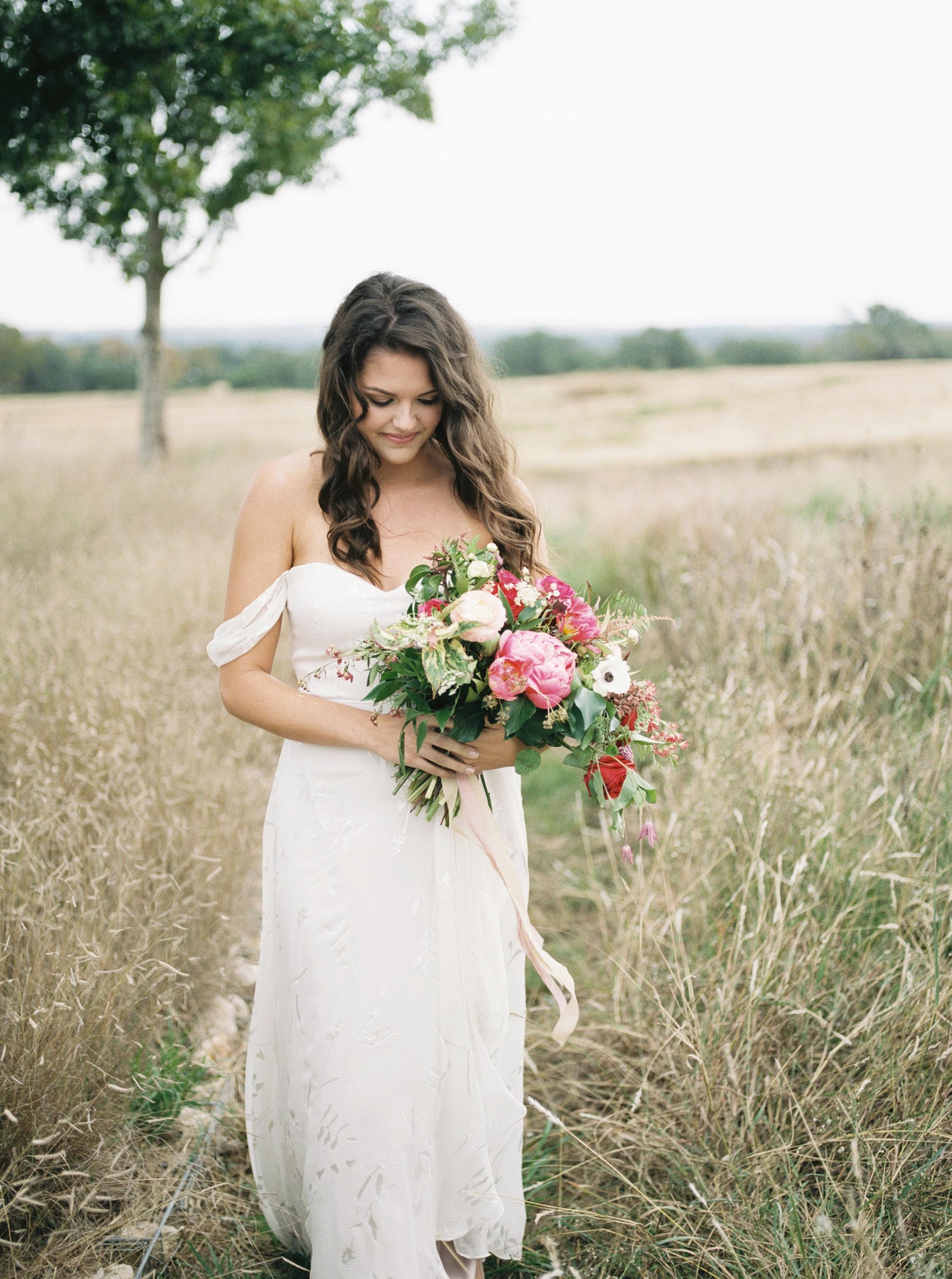 Austin beautiful bridal portrait inspiration